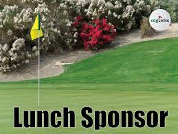 golf lunch sponsor